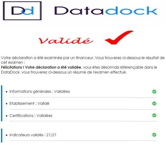 Photo validation datadock2